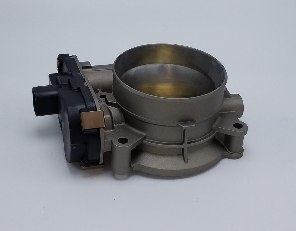 Throttle Body -  Ceramic Titanium C-105