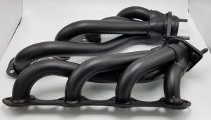 Mustang Headers Ceramic Glacier Black C-7600