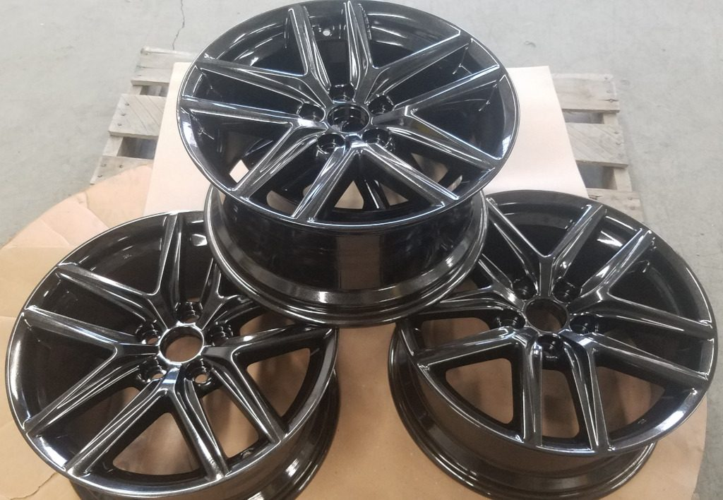 Wheels  - VW Black PMB-2650