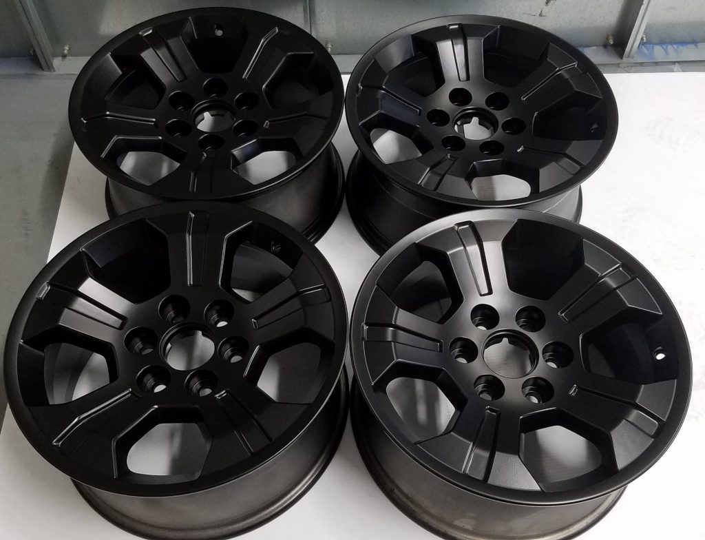 Wheels  - Stone Black PSS-1168