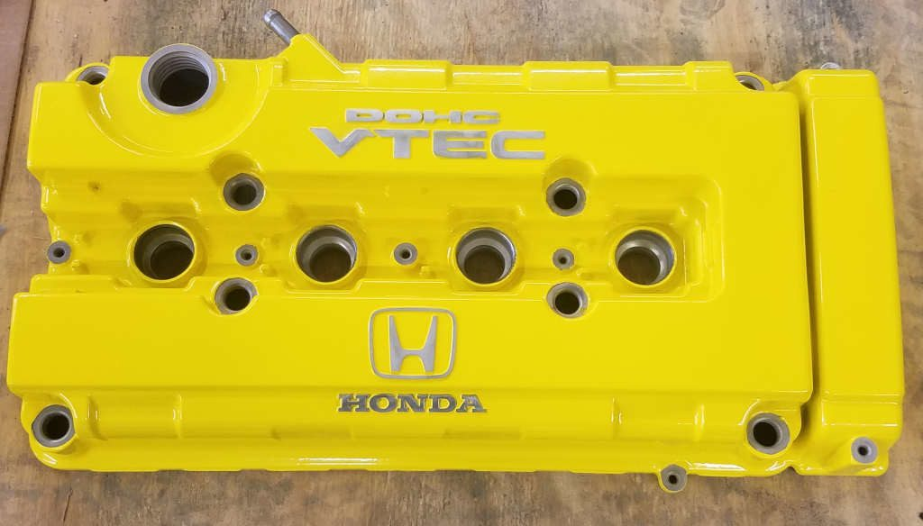 Valve Cover - Hot Yellow PSS-1623