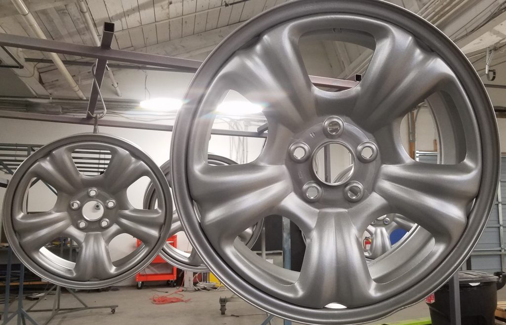Wheels - Alloy Silver